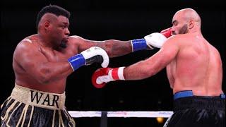 "JARRELL ""BIG BABY"" MILLER VS BOGDAN DINU FULL FIGHT"