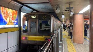 【名古屋市営地下鉄】東山線5050形5168H 藤が丘行き@栄