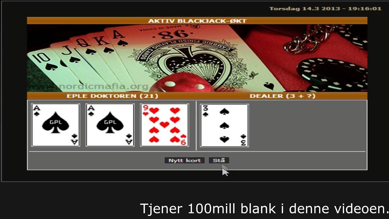 Blackjack nordicmafia
