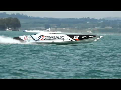 Offshore Powerboats
