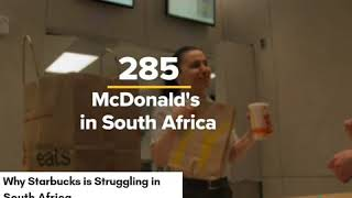 Why Starbucks is Struggling in South Africa (Vertical Video) | @baabmedia