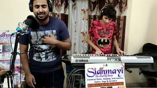 Father day special song   Dedicated to Father   Saurabh & Shivang   SIDHMAYI GROUP.