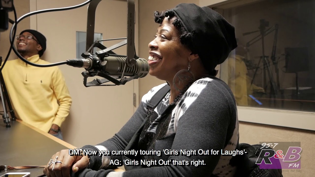 Adele Givens Talks LA, Kentucky, And All-Women Comedy Tour