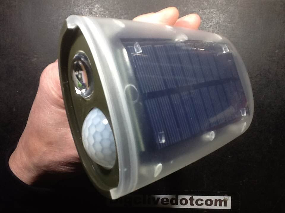 A look inside a solar powered led security light youtube aloadofball Image collections