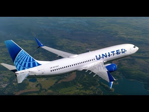 Behind the Scenes of United's New Air-to-Air Livery Shoot