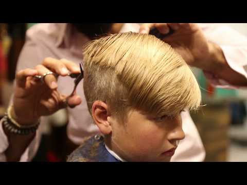 HOW TO CUT BOY'S HAIR