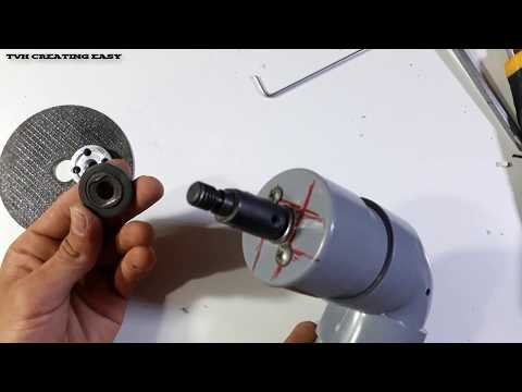 How To Make Mini Metal Cutter DIY At Home 12VDC/775/5A