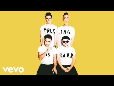WALK THE MOON  Different Colors Audio