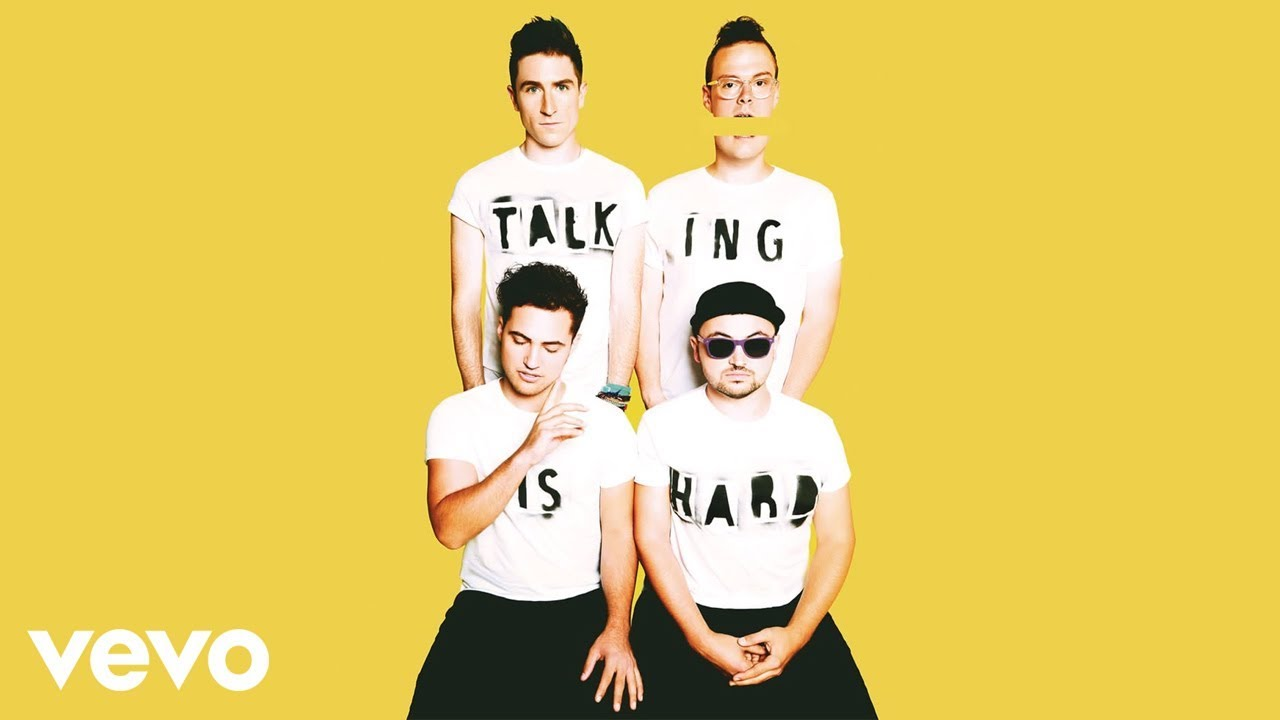 Walk The Moon Different Colors Youtube