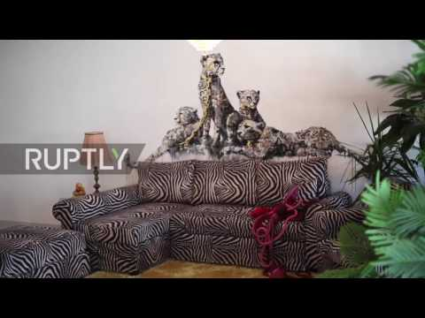 State of Palestine: Banksy unveils 'Walled Off Hotel' opposite Israel's separation wall