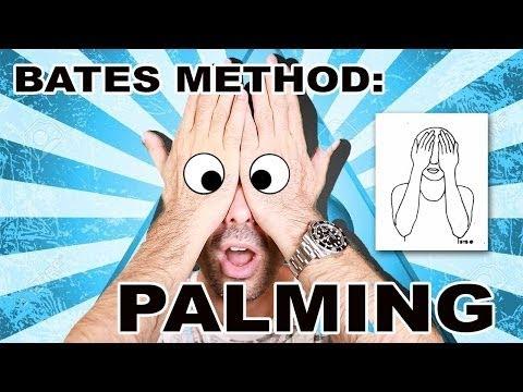 1714b70235 Yoga des yeux : améliorer sa vue en 34 jours grâce au palming de la méthode  Bates