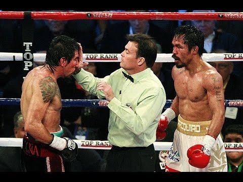 Мировой Бокс. Мэнни Пакьяо - Антонио Маргарито.
