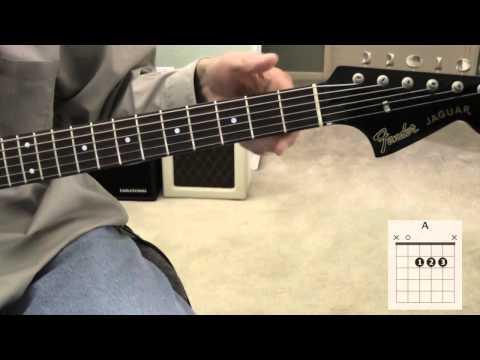 Garage Rock (1966) - Rhythm Guitar Lesson