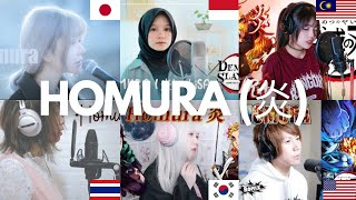 Who Sang It Better: Homura (炎) - Lisa (Demon Slayer)『Kimetsu no Yaiba The Movie : Mugen Train』. Tell us in the comments who sang it better. LIKE / SHARE ...