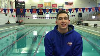 SUNY New Paltz Swimming Meet Recap: Adelphi University