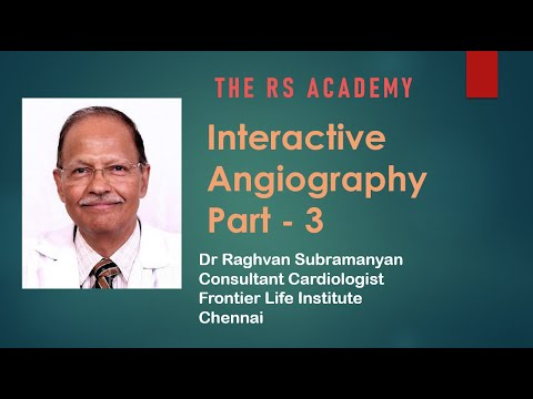 RG Academy   Interactive Angiograms Part 3   11th July 2020
