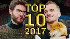 TOP 10 DES JEUX 2017 (CLIP)