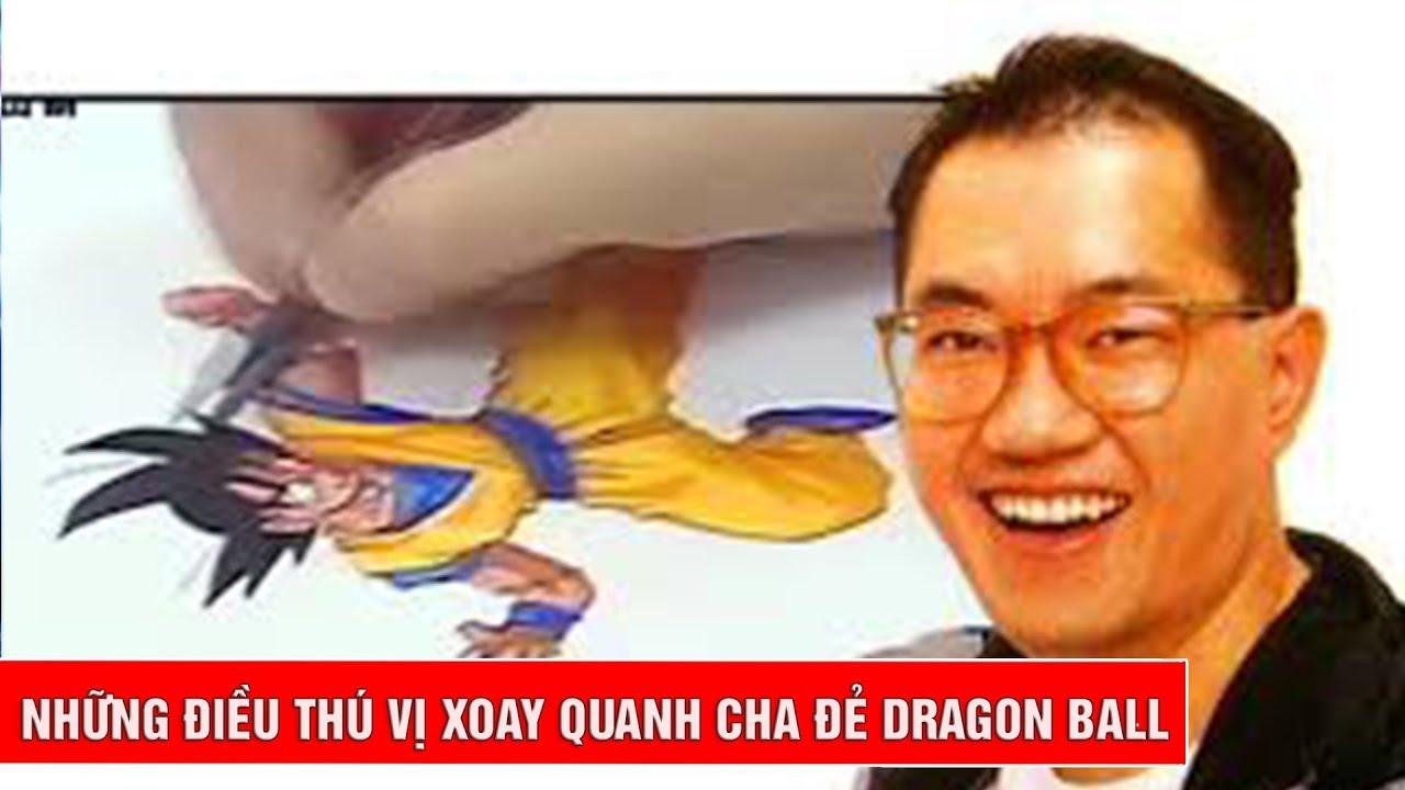 Top 10 sự thật về tác giả bộ truyện Dragon Ball Super nổi tiếng Akira Toriyama