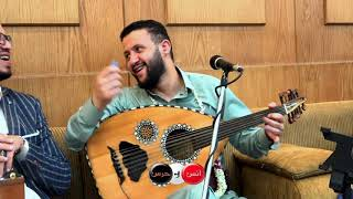 حمود السمه | ورد نيسان | واحده من اروع الاغاني للفنان محمد مرشد ناجي | روعه جداً | FULL HD