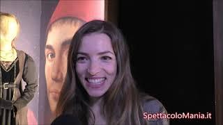 I Medici 3: videointervista a Aurora Ruffino che è Bianca