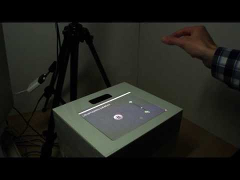 UltraHaptics uses the magic of sound waves to create touch feedback in mid-air