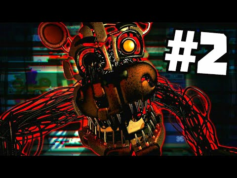 ИЗГЛЕЖДАШ ДОБРЕ!! | Five Nights at Freddy's: Pizzeria Simulator - Част 2 (feat. TOON Voice)