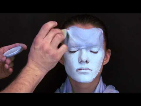 Applying an Andorian Prosthetic
