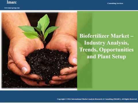 Biofertilizer Market Analysis, Market Size, Types of Fertilizers, Application
