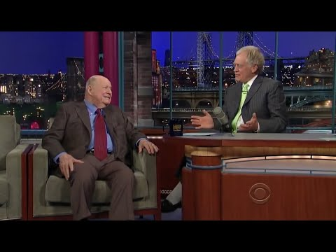 Don Rickles Letterman 2010