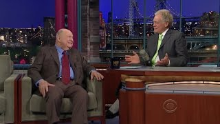 Download Don Rickles Letterman 2010 Mp3 and Videos
