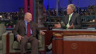 Don Rickles Letterman 2010