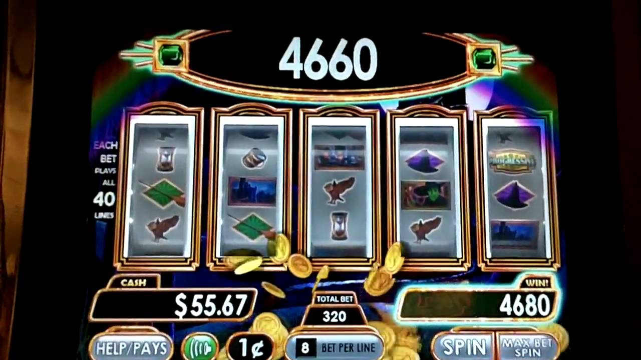 the wizard of oz wicked riches casino
