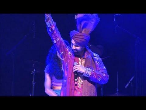 SUKSHINDER SHINDA LIVE AT BRIT ASIA MUSIC AWARDS 2011