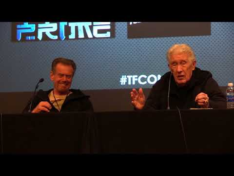 TFCon 2017 Reston: Neil Ross & Jack Angel Voice Acting Q&A Panel