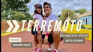 Baixar Terremoto - Anitta e Kevinho (Coreografia Oficial)