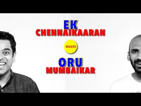 Ek Chennaikaaran Meets Oru Mumbaikar   Put Chutney & Being Indian