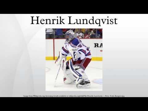 Henrik Lundqvist Youtube
