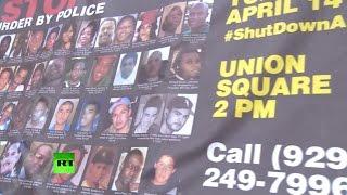 Фергюсон 2.0: граждане США протестуют против полицейского произвола