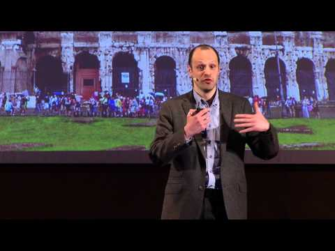 I Am a Tourist, Therefore I Have a Stake in Your Heritage | Andreas Pantazatos | TEDxLUISS