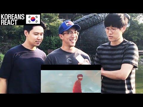 G-DRAGON - 무제 (Untitled, 2014) Korean Reaction!
