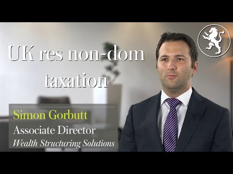 UK res non-dom taxation: Where are we now?