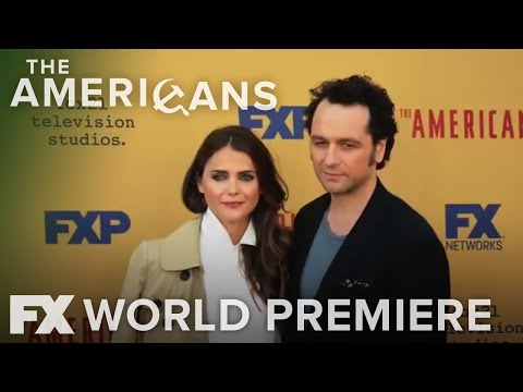 The Americans  Season 5: World Premiere  FX