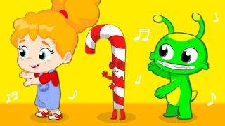 Groovy Марсианин - Давайте поможем Санте доставить рождественские подарки!