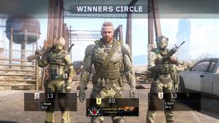 Call of Duty®  Black Ops III todos  versus todo (patoGamer)