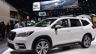 LOOK! Subaru Ascent 2019 Expert Review And Price