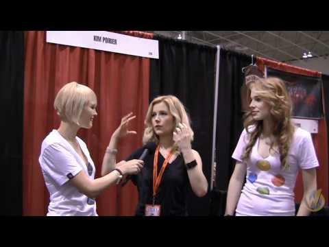 Toronto Comic Con 2011  Meet Kim Poirier
