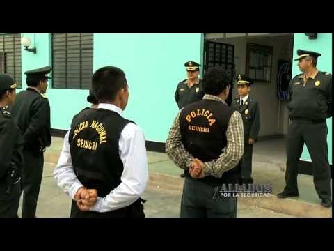 Aliados por la Seguridad: Comisario por un día 31/06/2013
