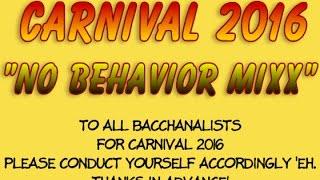 Soca 2016 - Trinidad 2016 Carnival Mix