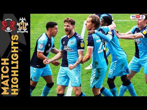Leyton Orient Cambridge Utd Goals And Highlights