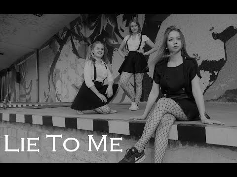 LIE TO ME - Mikolas Josef | Cover by Laura Kamhuber feat. Jessii Muts